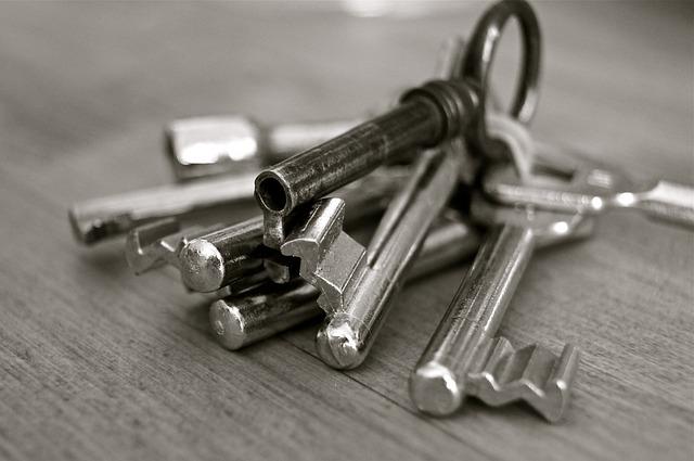 home-keys