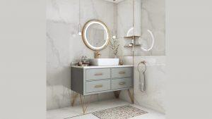 best corner bathroom vanity