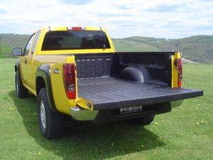 truck bed liner kit
