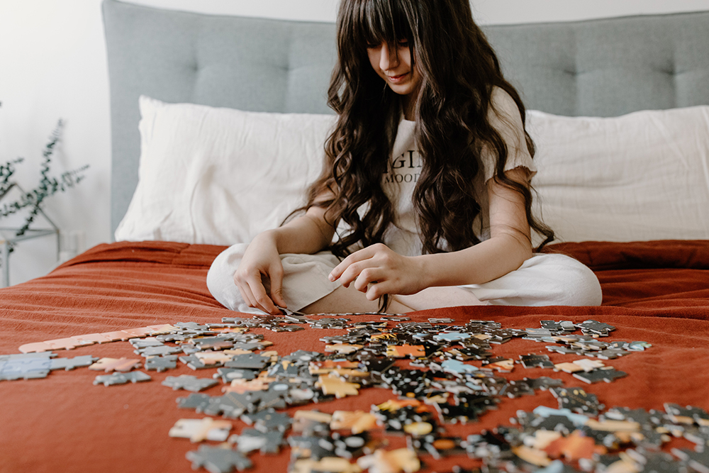 benefits of puzzle for children