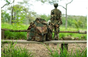 how to use a military backpack