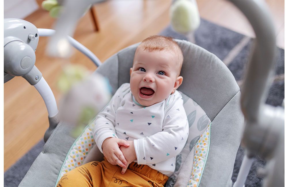 what exactly is a baby rocker