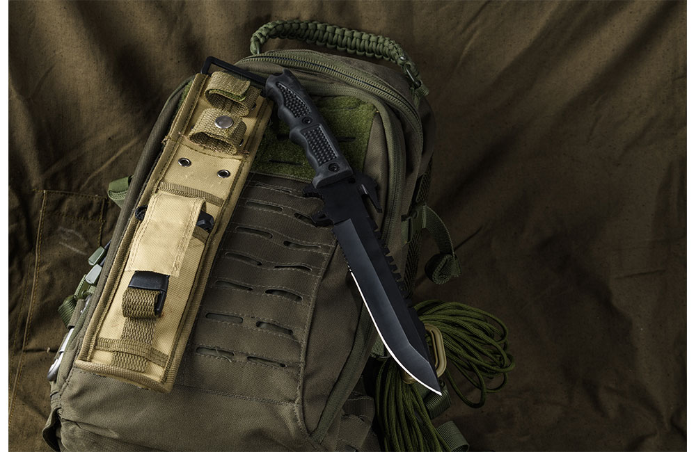 what items to attach outside of your backpack